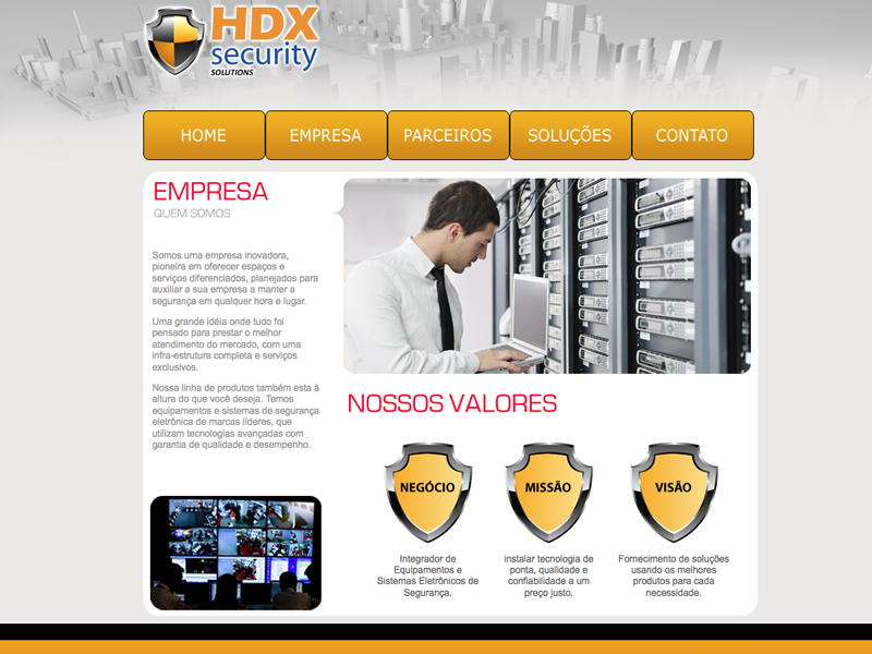 HDX Security